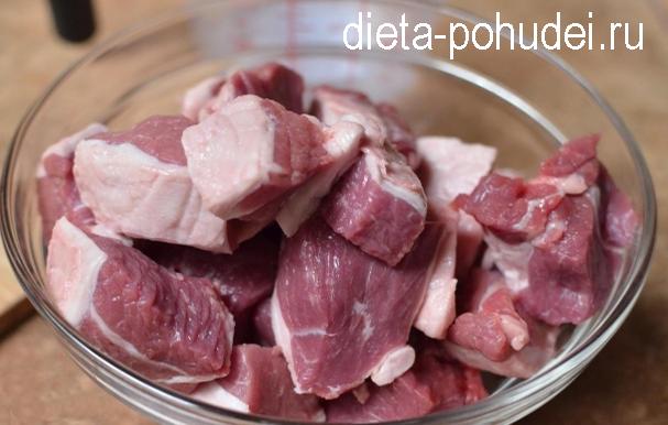 Рецепт плова с бараниной