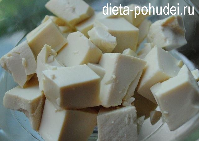 Сыр Тофу калорийность