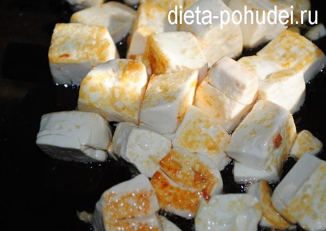 Тофу калорийность