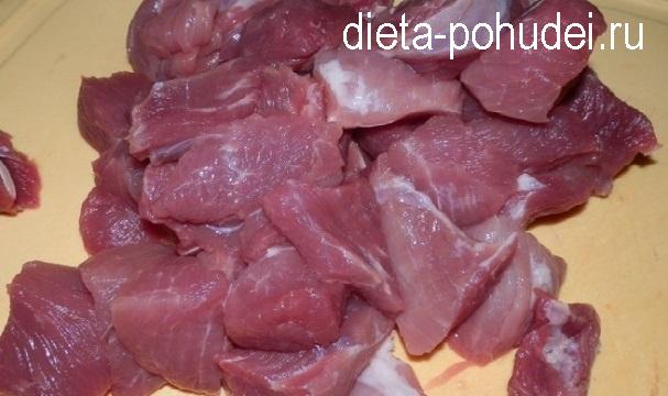 Плов из говядины рецепт