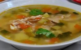 Суп рассольник рецепт перловка