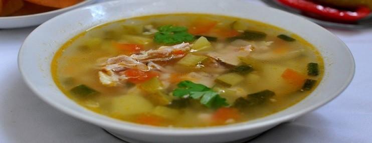 Суп рассольник с перловкой – калорийность и рецепт