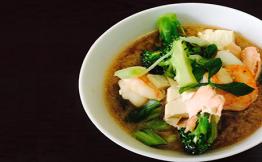 Мисо суп рецепт с лососем,