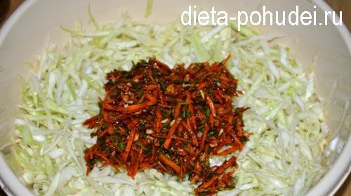 Кимчи калорийность