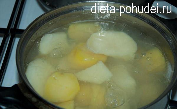 Сырный суп калорийность