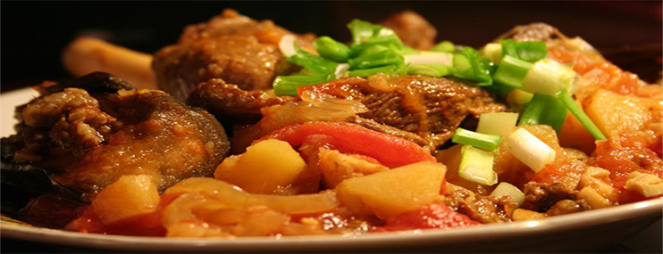 Грузинское чанахи в горшочках — рецепт приготовления