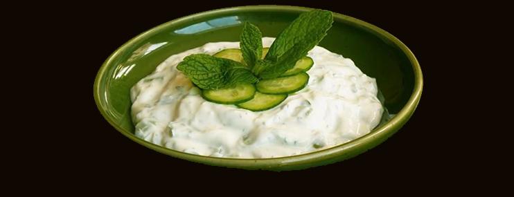 Рецепт соуса дзадзики