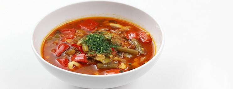 Рецепт супа лагман по узбекски и его калорийность