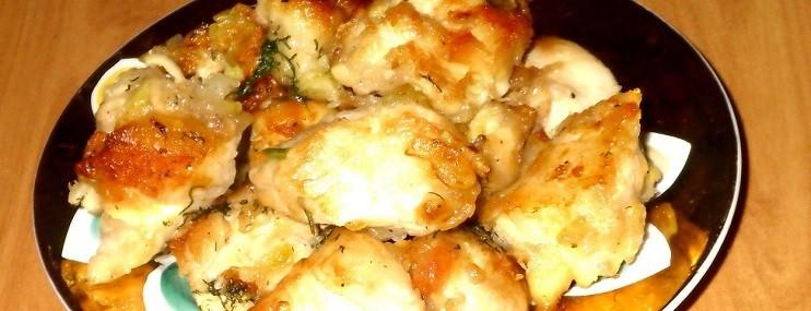 Жареная курица по японски — рецепт и калорийность