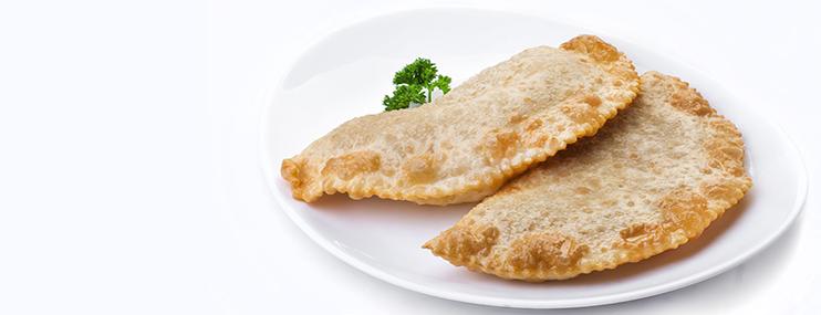 Чебуреки с сыром — рецепт и калорийность