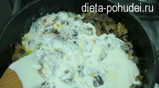 Опята калорийность