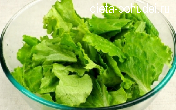 Салат цезарь рецепт с фото пошаговым фото