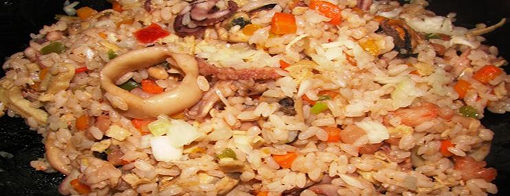 Японский плов – калории и рецепт