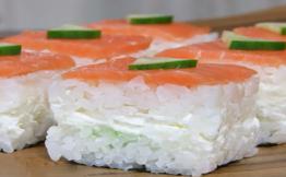 Рецепт суши Филадельфия с фото