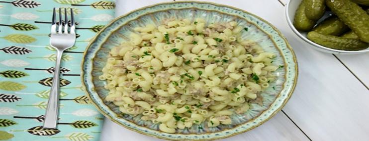 Рецепт приготовления макарон по флотски и их калорийность