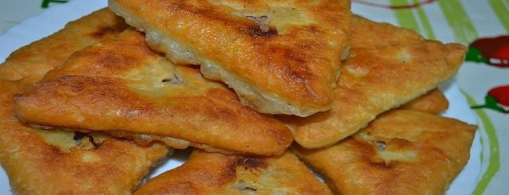 Домашние беляши с мясом – калорийность и рецепт