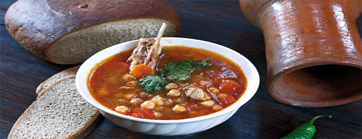 Суп из нута — рецепт и калорийность