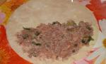 Рецепт — кутабы с мясом