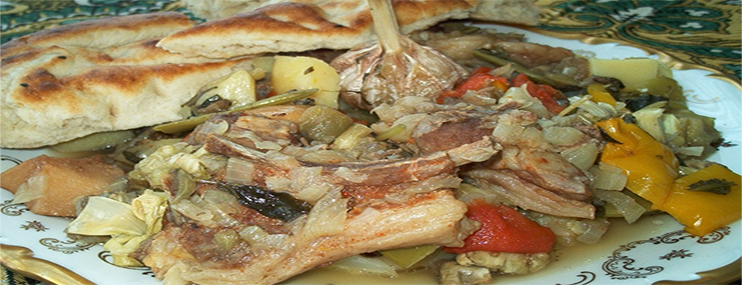 Рецепт бугламы из баранины