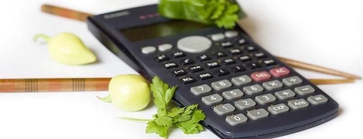 Расчет количества калорий для похудения
