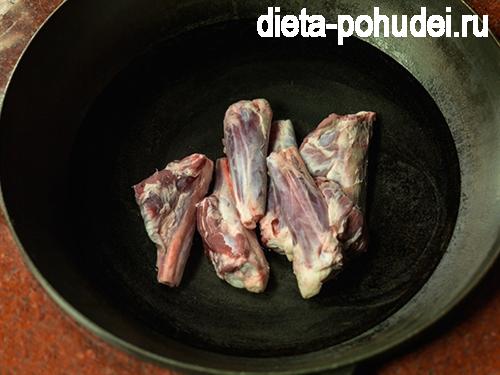 рецепт узбекской шурпы из баранины