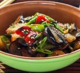 Чисанчи: рецепт и калорийность баклажан с овощами по-китайски