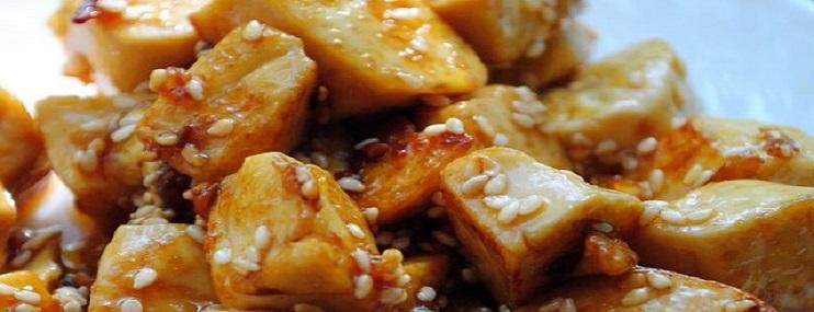 Калорийность сыра Тофу и рецепты из него