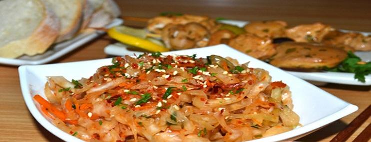 Кимчи из белокочанной капусты – рецепт и калорийность