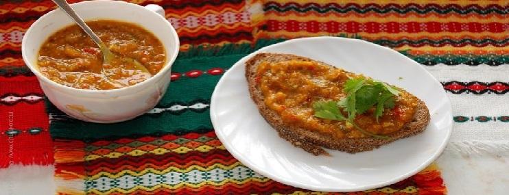 Рецепт приготовления соуса ткемали из слив