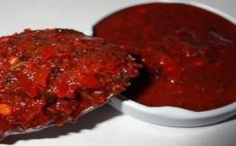 Аджика грузинская рецепт