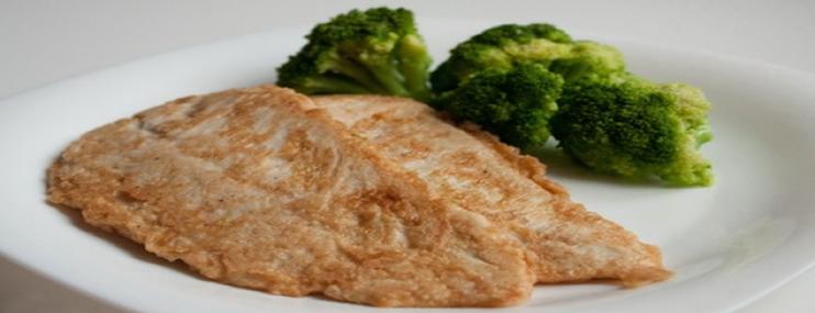 Филе индейки в кляре – рецепт и калорийность