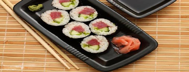 Рецепт и калорийность роллов с тунцом