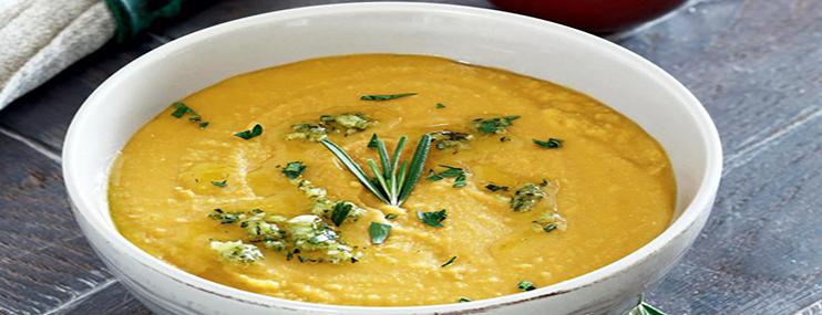Гороховый суп пюре – пошаговый рецепт и калорийность