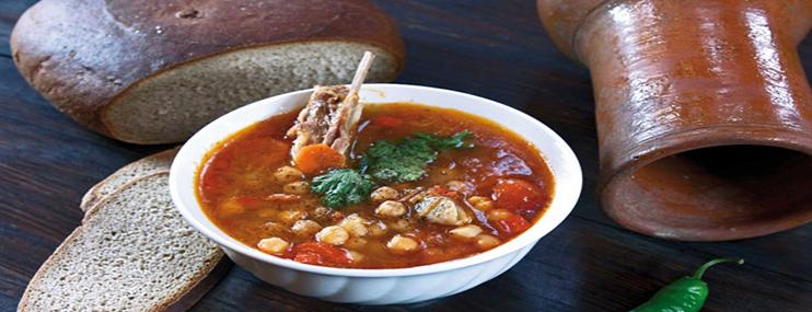 Суп из нута – рецепт и калорийность