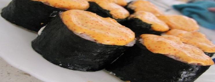Запеченные роллы – рецепт с фото и калорийность