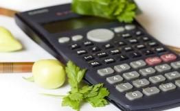 Количество калорий для похудения