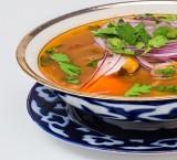Рецепт узбекской шурпы из баранины и ее калорийность