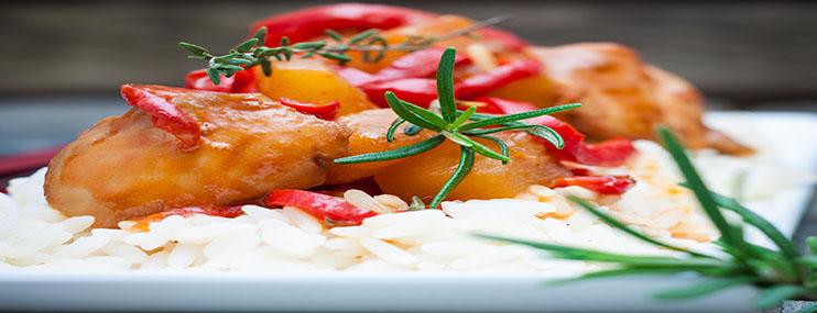 Курица в кисло сладком китайском соусе: рецепт и калорийность