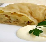 Ханум с картошкой: рецепт и калорийность
