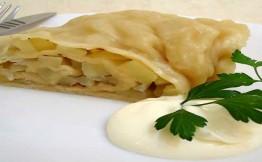 ханум с картошкой рецепт