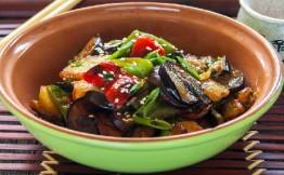 Чисанчи: рецепт и калорийность баклажан с овощами по китайски